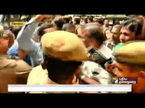 TN cops refuse to produce Maoist leader before Karnataka police