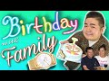 Post-Birthday Celebration With Family | Pinoy Dishes & Kakanin | Trivia Game