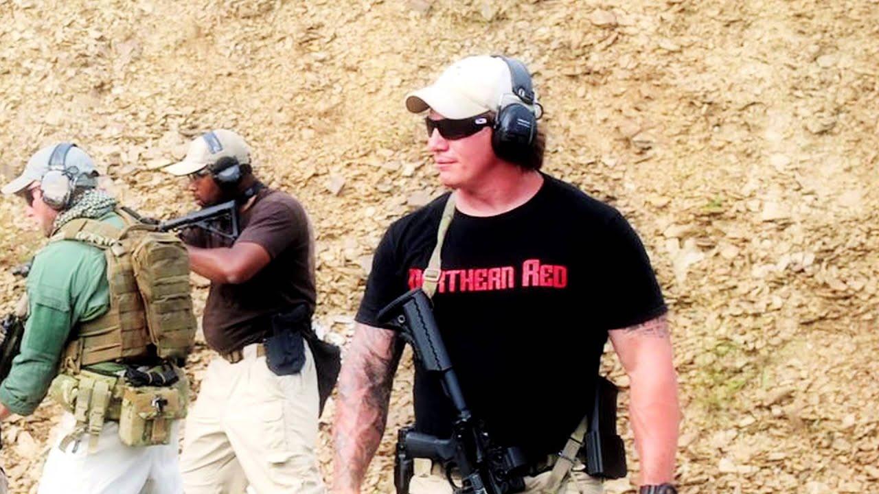 Navy Seal Pistol >> JD Potynsky on the NRA - YouTube
