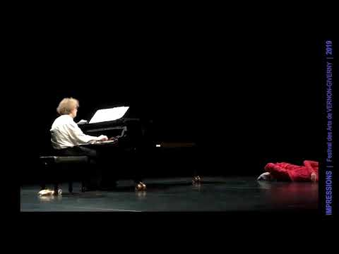 Extrait Festival Impressions - Création 2019 - Marie-Agnès Gillot & Mikhaîl Rudy