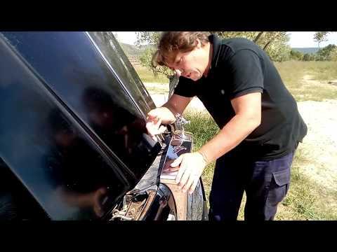 Rolls-Royce Silver Spirit Spur - Démonter Remonter La Calandre