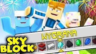 WYGRALIŚMY W RULETCE!!! | Minecraft Skyblock S3 #10