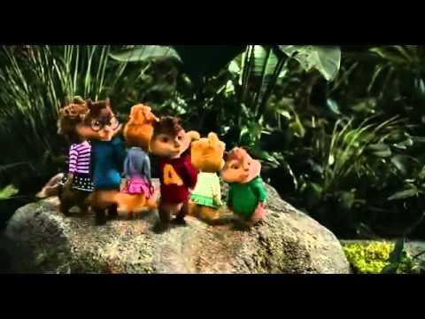 Alvin y Las Ardillas: Bad Romance