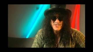 Slash ''Made in Stoke'' Interview
