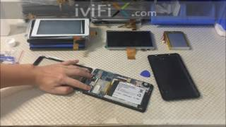 OEM/ODM 7 Inch Tablet PC Touch Screen Replacement Disassembly Repair Guide