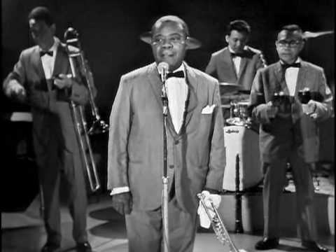 High Society - live in australia - louis armstrong