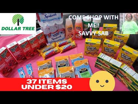 Couponing W Savvy Sab!|Dollar Tree 🌳 😍 Oh Yesss!!|FREEBIES!|37 ITEMS!!🤑|#savvysab #deals #steals