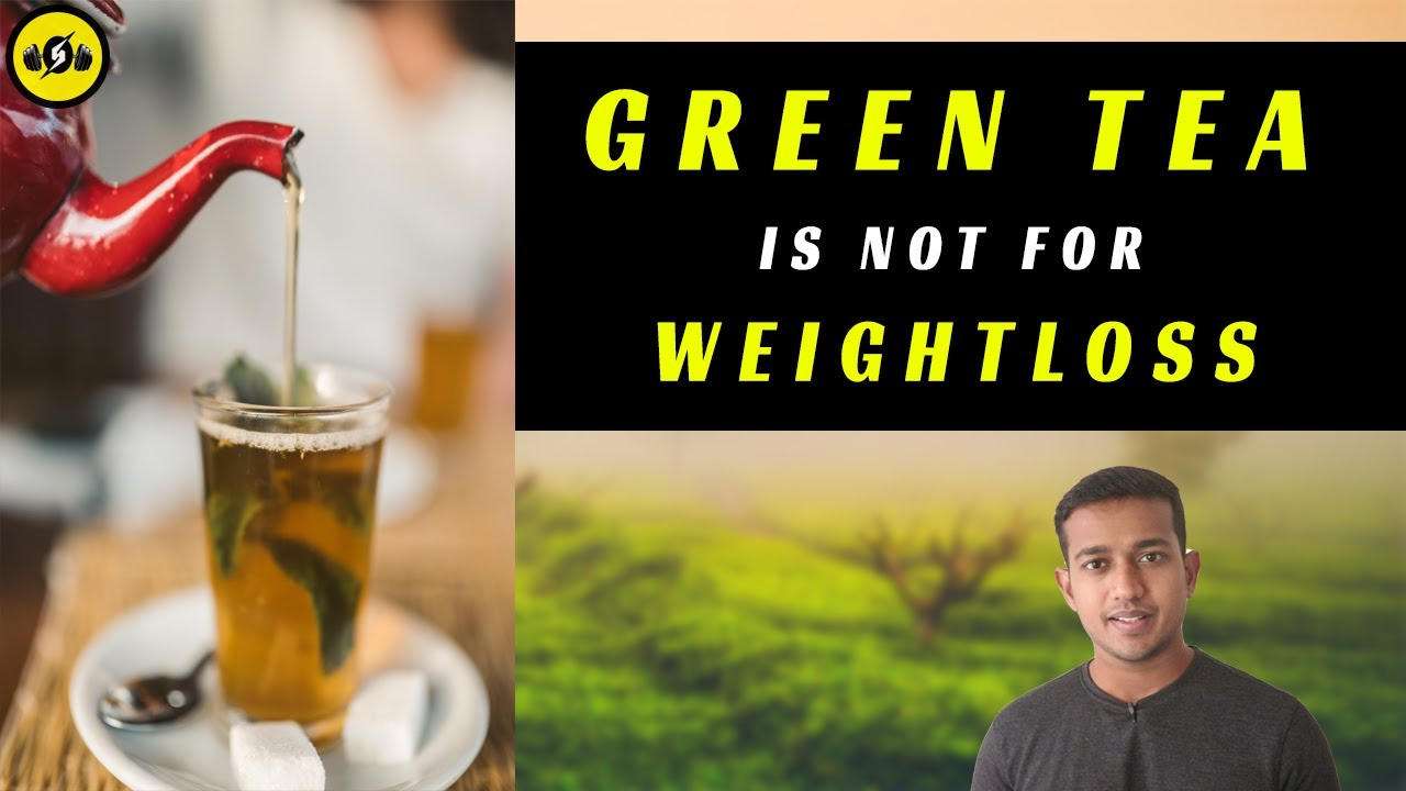 Green Tea and Weight Loss | Tamil | SuperHumans