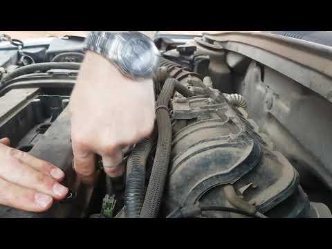 Chevrolet Cruz C двиг. F16D3 Подробная замена прокладки прокладки клапанной крышки.