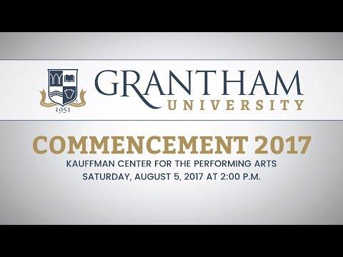 Grantham University 2017 Commencement