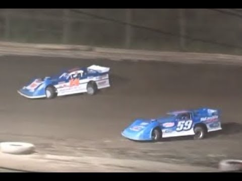 Hilltop Speedway Late Model Feature 8-2-2019
