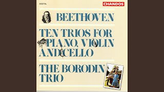 "Variations in E-Flat Major on an Original Theme, Op. 44, ""Piano Trio No. 10"": 14 Variations on..."