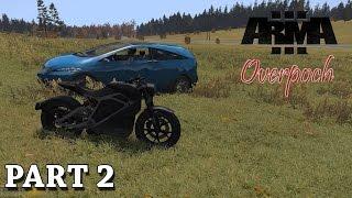 ARMA 3: Overpoch/Epoch Chernarus - Motorbikes & Traders - Part 2