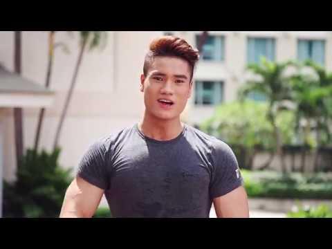 Mạnh Kiên - Viet Nam Fitness model 2016