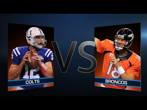 Broncos vs Colts 2014 W1 Highlights