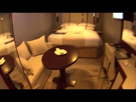 Azamara Journey Club Interior Stateroom Tour in 1080p