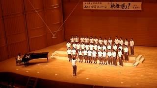 広高校合唱コンクール2017 銀賞 3年2組 結-ゆい-