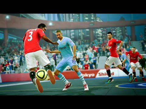 Download FIFA Street Soccer 2 Android 190 MB Offline