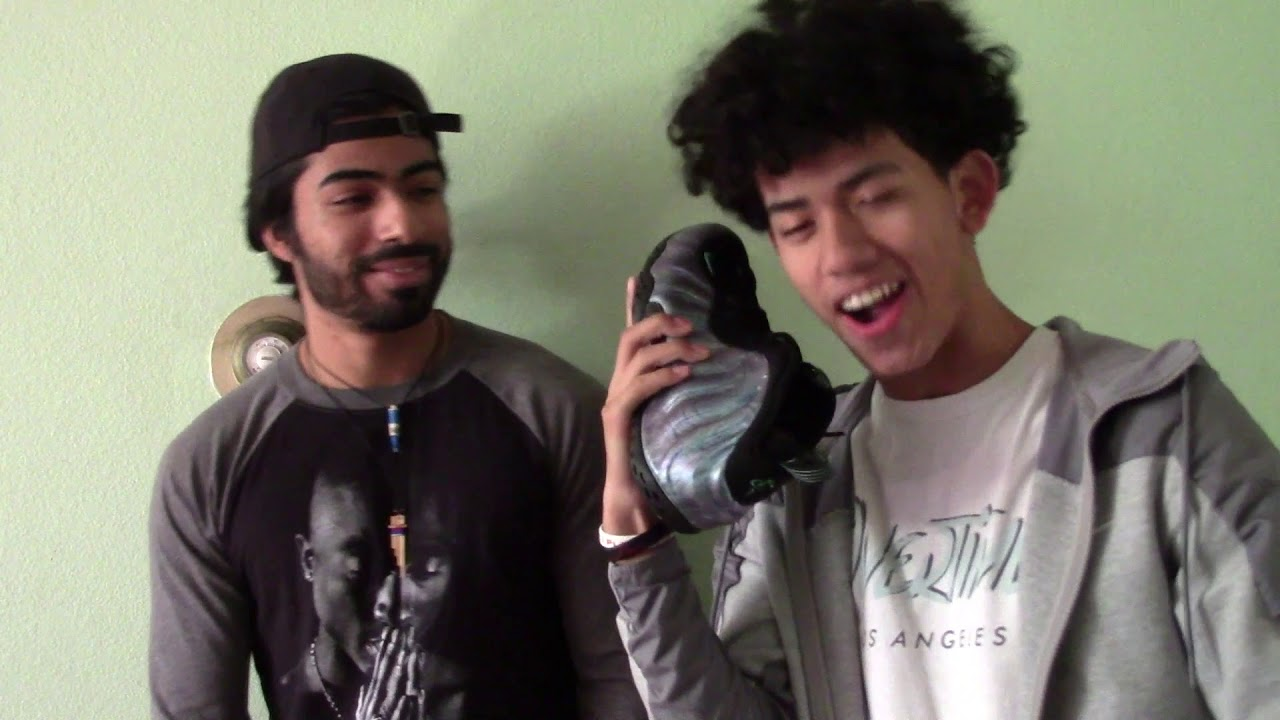 online store 69b8f 2cddb Nike Air Foamposite One PRM Abalone Review