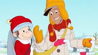Curious George   Curious George Gets Winded   Cartoons For Kids   WildBrain Cartoons