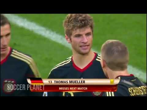 Jerman vs Argentina 4-0, Klasik Piala Dunia 2010