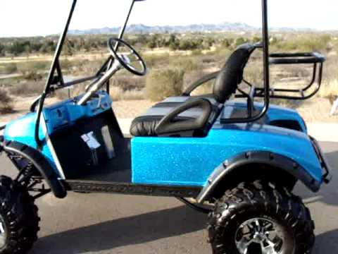 Awesome 06 Club Car W State Of The Art Suspension System