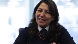 Saida Abad - The Pioneering Woman Train Driver
