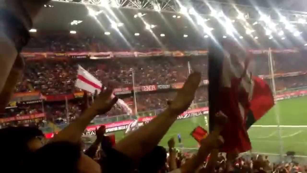 Un giorno all'improvviso.... Genoa - Inter 3-2 - YouTube