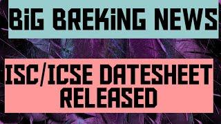 Big Breaking news/ICSE Datesheet on cicse.org par he,meri community par bhi he@tej guiding guru