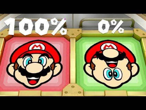 Mario Party Series - Skill Minigames (Master CPU)