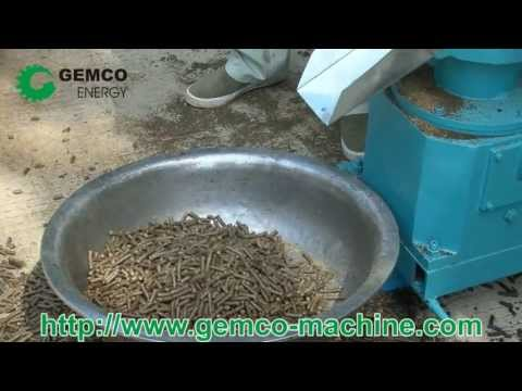Animal feed pellet press machine made poultry pellet fodder