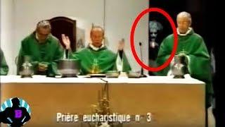 4 необъяснимых события, заснятых в церкви. Часть 2