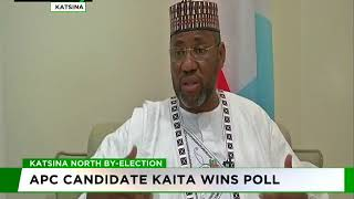 APC Candidate, Ahmad Kaita wins  Katsina North By-Election