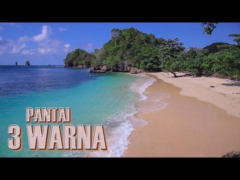 TRAVEL | Pantai Tiga Warna, Malang, Indonesia
