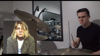Download lagu Nirvana Smells Like Teen Spirit Drum Cover by AGR4 MP3