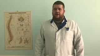 Врач-невролог Евдокимов Антон Сергеевич