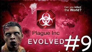 PLAGUE INC EVOLVED #9 НАНО-ВИРУС