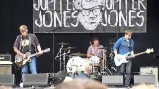 Jupiter Jones Hey Menetekel live Rheinkultur Bonn 02.07.11