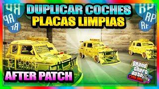 *AFTER PATCH* DUPLICAR COCHES SUPER MASIVO/2MIN PLACAS LIMPIAS  PS4&XBOX   [TRUCO GTA V Online 1.50]