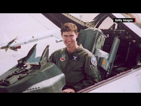 Pilot hopes others can benefit from terrifying ordeal - YouTube