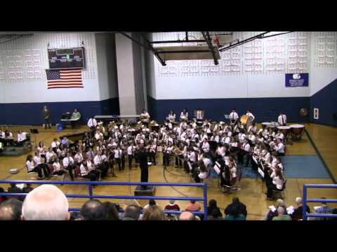 QVMEA Concert Band  - The Crown of Castille