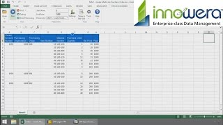 Video ME21 - Create Multi-Line Purchase Orders From Excel download MP3, 3GP, MP4, WEBM, AVI, FLV Desember 2017