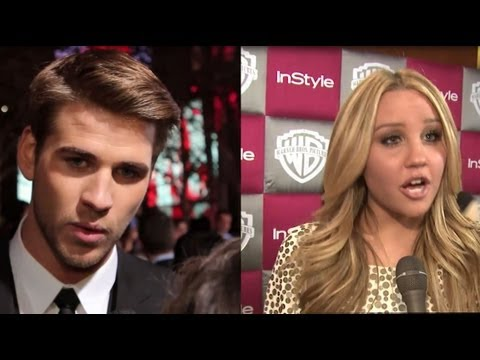 Amanda Bynes Crushing On Liam Hemsworth!? What about Miley!