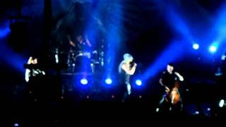 APOCALYPTICA LIVE IN BUENOS AIRES - 14/01/12 - FULL HD