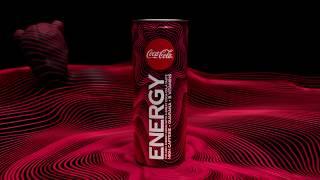 NOWOŚĆ! Coca-Cola Energy - poczuj pozytywną energię!