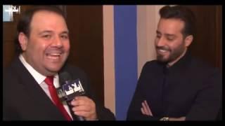 سعد رمضان:  أنا جادّ في علاقتي العاطفيّة وسأُزَفّ في قريتي برجا