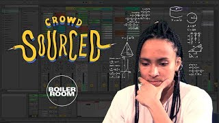 Ouri makes music with sounds you send in Boiler Room &#39Crowdsourced&#39