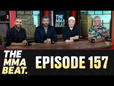 The MMA Beat Live - August 3, 2017
