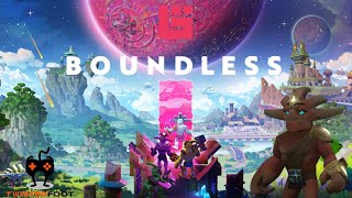 Boundless | Boundless Live Stream Gameplay PC