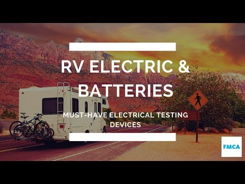 Three Electrical Testing Devices All RV Owners Should Have in Their Tool Kit